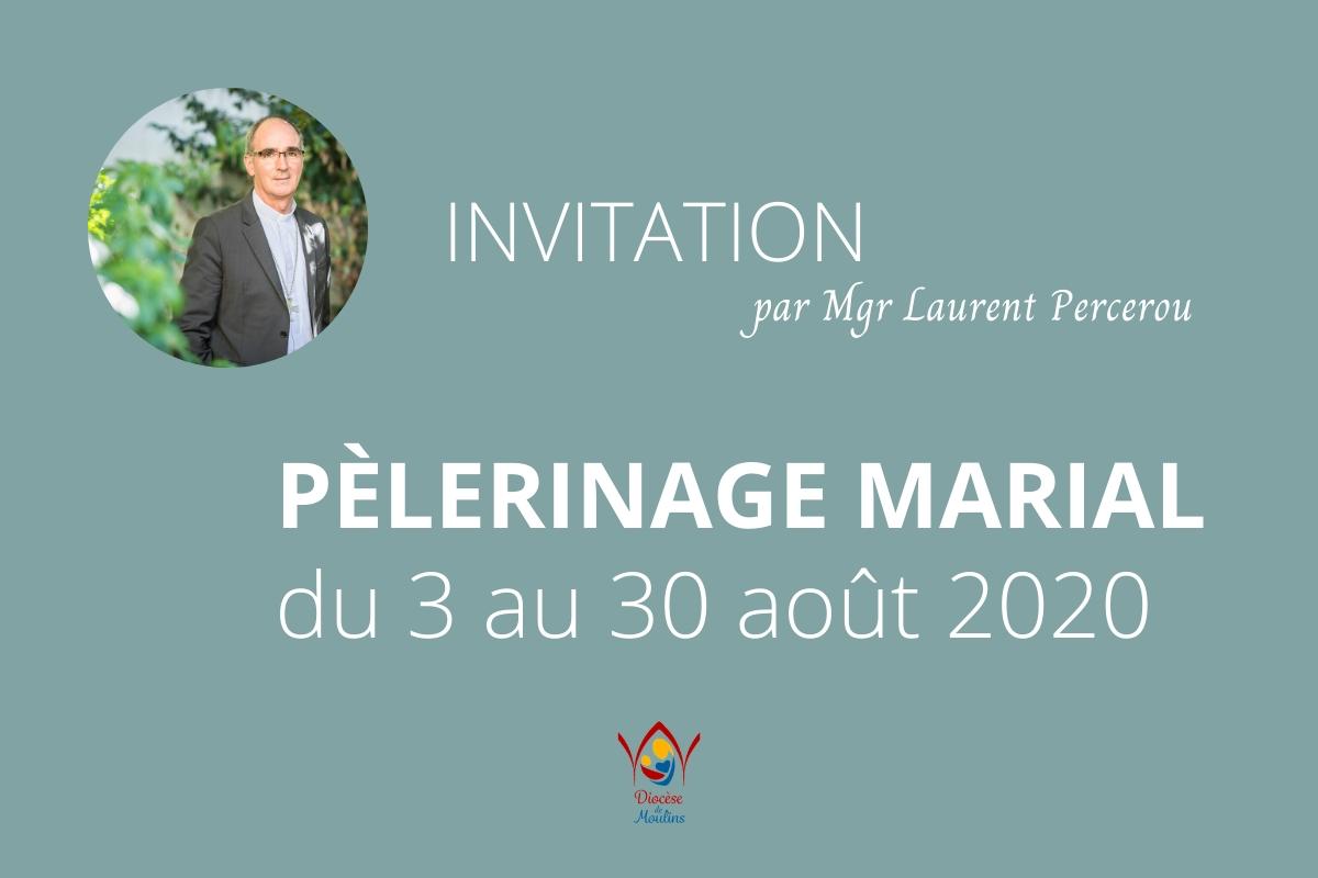 INVITATION DE MONSEIGNEUR LAURENT PERCEROU