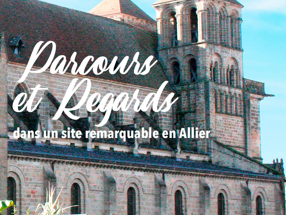 Guide spirituel de la prieurale de Souvigny