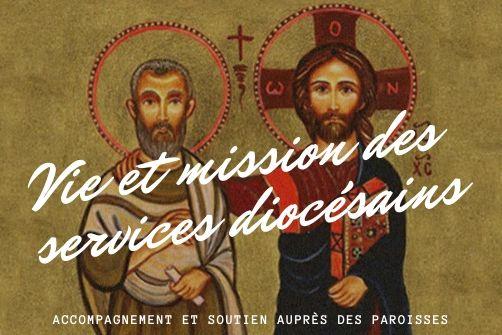 Vie et mission des services diocésains