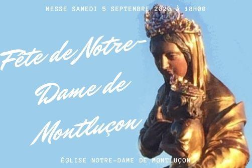 Fête de Notre-Dame de Montluçon
