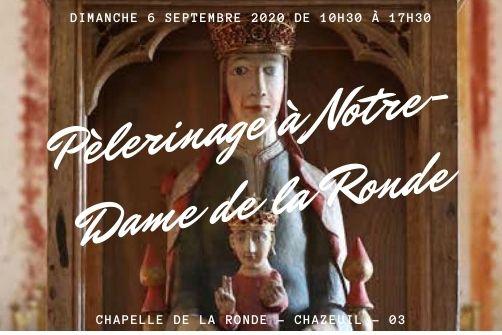 Pèlerinage de La Ronde à Chazeuil