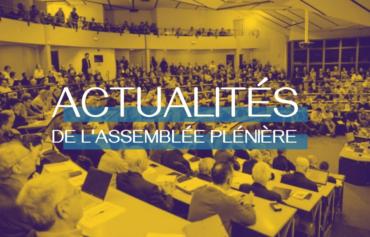 Assemblée plénière de novembre 2020