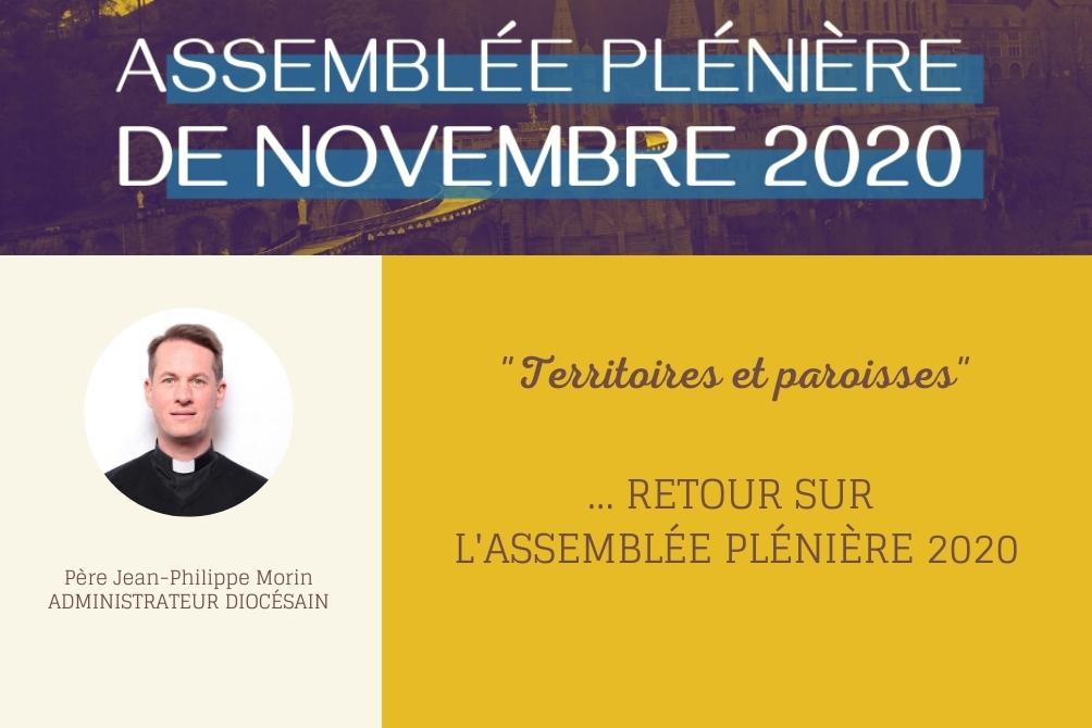 """#APLourdes : Jour 3 """"Territoires & paroisses"""""""