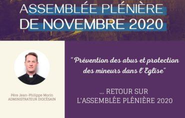 """#APLourdes : Jour 4 """"Prévention des abus et protection des mineurs dans l'Eglise"""""""