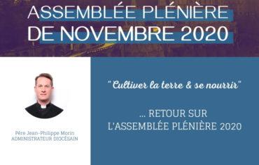 """#APLourdes : Jour 2 """"Cultiver la terre & se nourrir"""""""