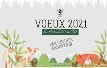 Vœux du diocèse 2021