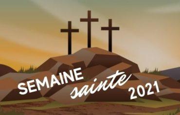 Semaine sainte 2021