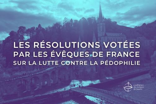 Lutte contre la pédophilie : les résolutions votées par les évêques