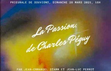 La Passion, de Charles Péguy