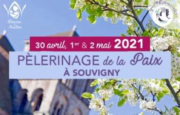 Pèlerinage de la paix 2021 … autrement !