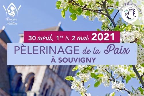Pèlerinage de la paix 2021 ... autrement !