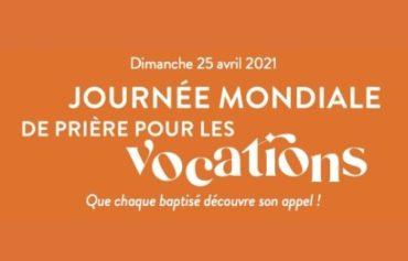Journée mondiale pour les vocations
