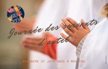 Journée des servants d'autel