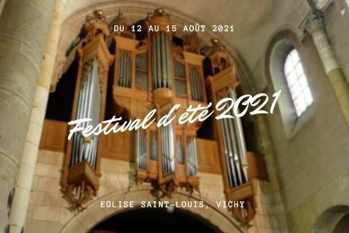 Festival d'été à Vichy