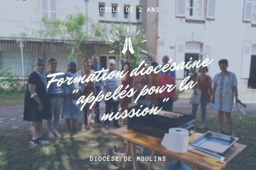 FORMATION DIOCESAINE « APPELES POUR LA MISSION »