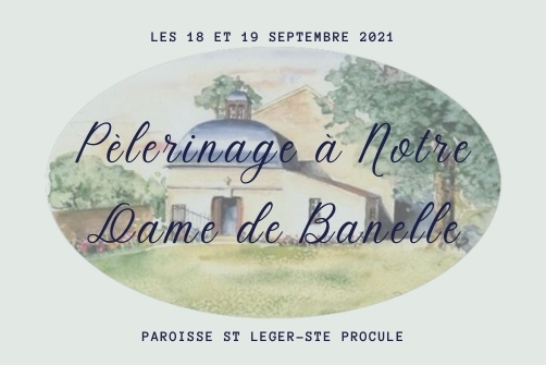 pèlerinage à Notre-Dame-de-Banelle