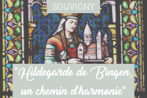 Hildegarde de bingen, un chemin d'harmonie