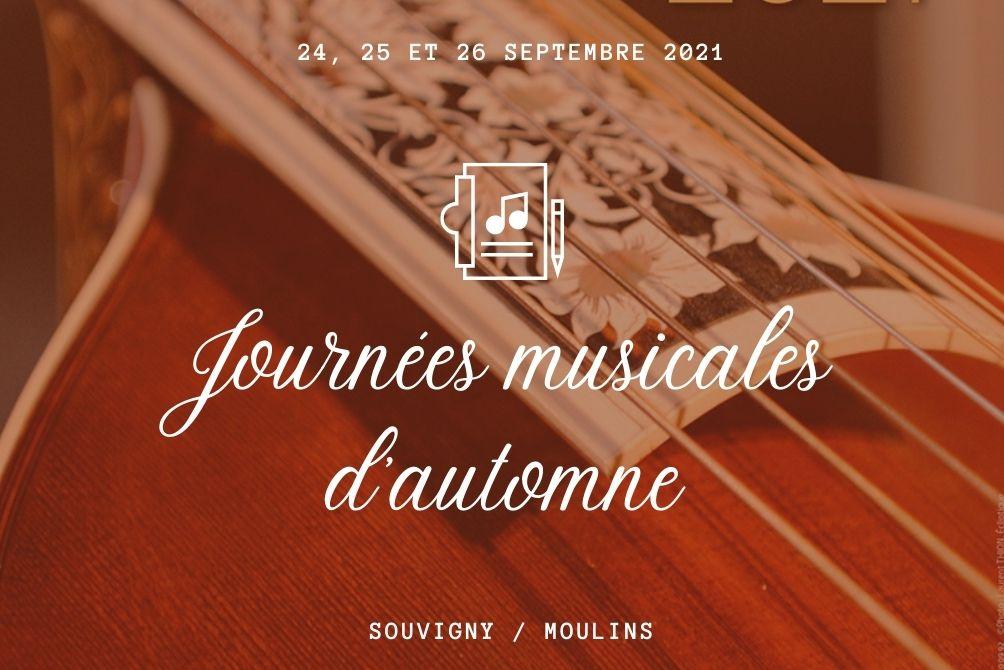 Journées musicales d'Automne