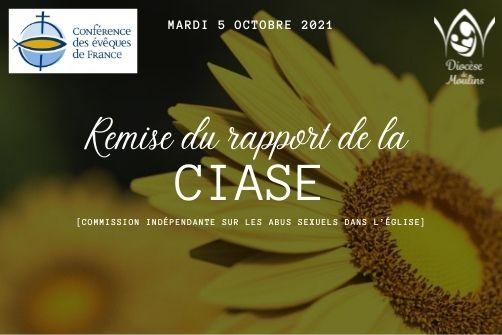 Remise du rapport de la CIASE